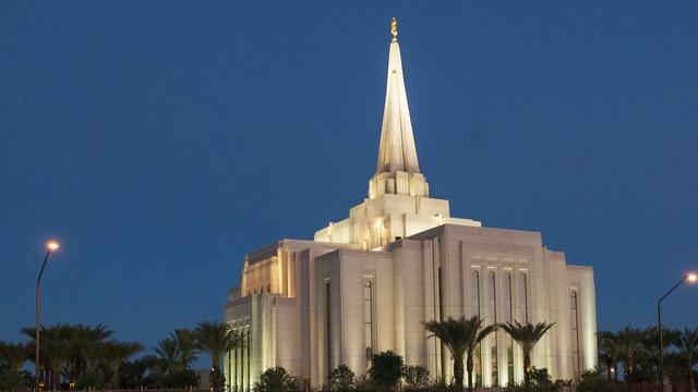 Gilbert Arizona Temple4