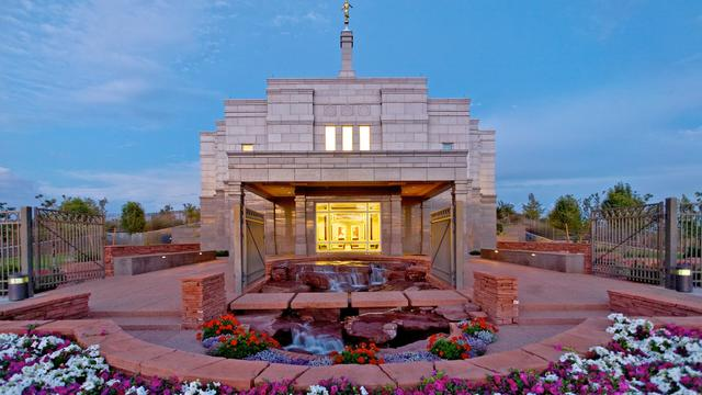Snowflake Arizona Temple2.5