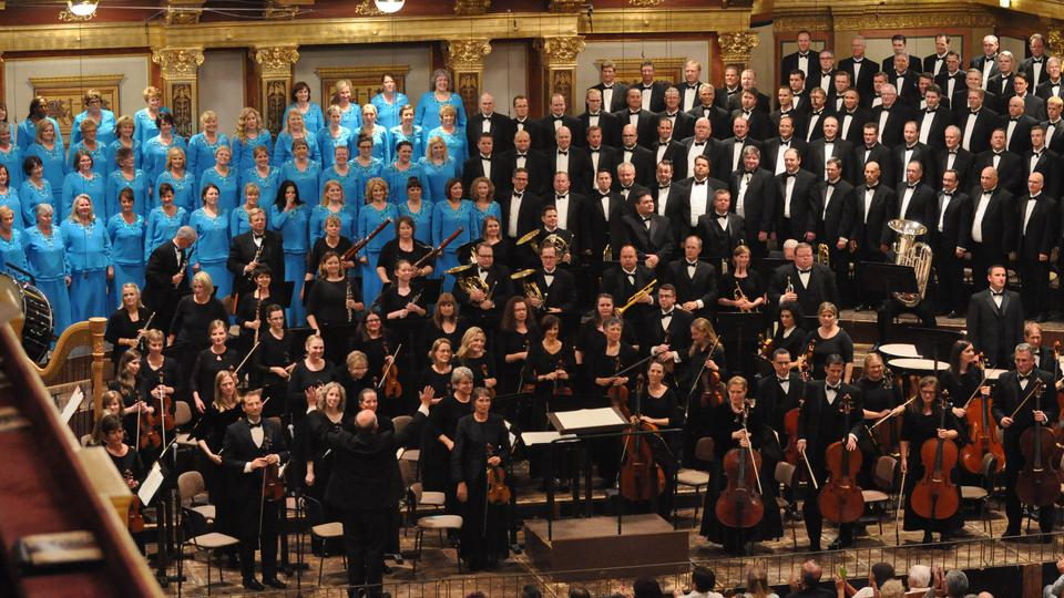Mormon Tabernacle Choir in Wien